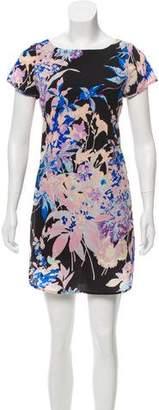 Yumi Kim Printed Mini Dress