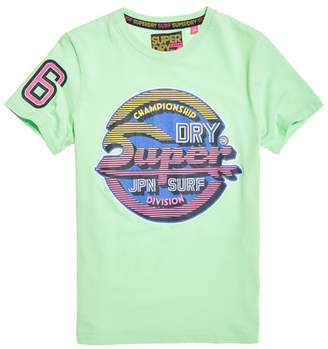 Superdry Sticker Tab T-Shirt