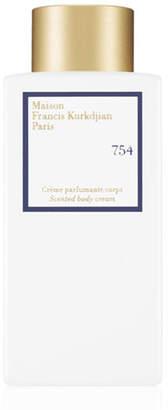 Francis Kurkdjian BG Exclusive 754 Scented Body Cream, 8.5 oz.