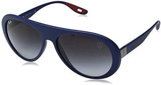Ray-Ban Men's Metal Man Aviator Sunglasses