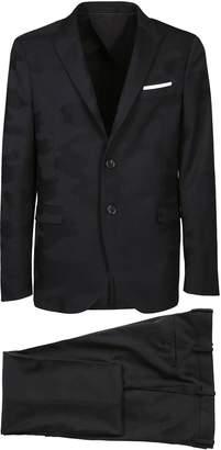 Neil Barrett Camouflage Suit