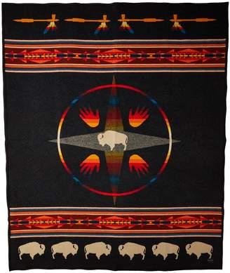 Pendleton Jacquard Blanket Robe Blankets