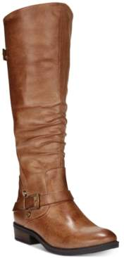 Bare Traps Baretraps Yanessa Riding Boots, Created for Macy's Women's Shoes