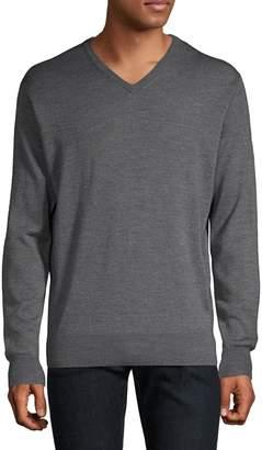 Peter Millar Wool & Silk Pullover