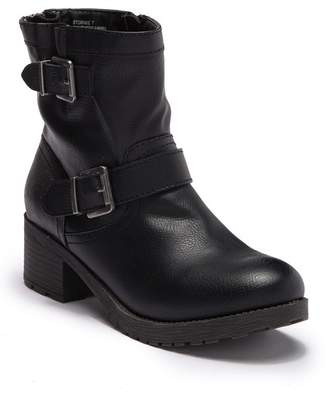 Rock & Candy Stormie Buckle Ankle Bootie