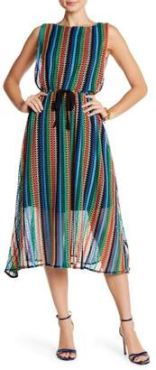 Eva Franco Carrington Multicolored Dress