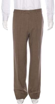 Incotex Wool Dress Pants