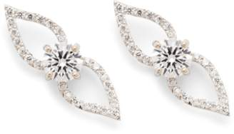 Diana Cesaria Fine Jewelry Angel Wing Studs