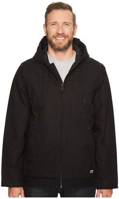 Timberland Baluster Insulated Hooded Work Jacket - Tall Men's Coat