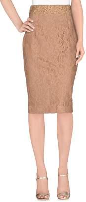Betty Blue Knee length skirts - Item 35307913IC