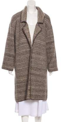 Missoni Wool Knit Coat