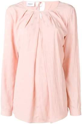Dondup keyhole-detail blouse