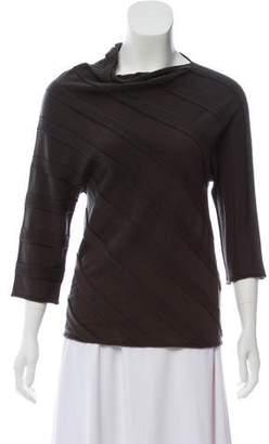 HUGO BOSS Wool Knit Top