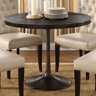 17 Stories Omarion Industrial Dining Table