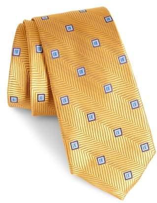 Nordstrom Blake Squares Geometric Silk Tie