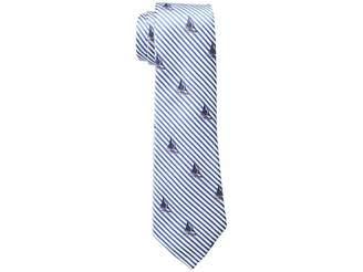 Lauren Ralph Lauren Seersucker Sail Tie