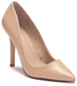Charles by Charles David Sweetness Leather Pointed Toe Pump