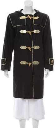 Saint Laurent Knee-Length Duffle Coat