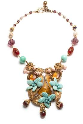 Lulu Frost Vintage Blooming Passage Necklace