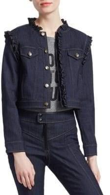 Cinq à Sept Allegra Denim Jacket