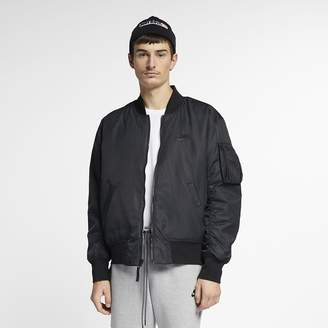 Nike Men's Reversible Bomber Jacket Sportswear