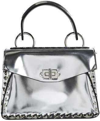 Proenza Schouler Silver Patent leather Handbag