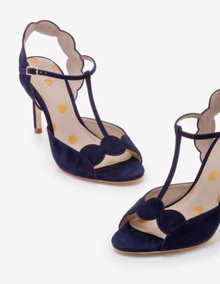 b537e6d1d47 Boden Blue Heels - ShopStyle UK