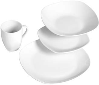 Tabletops Gallery Quinto 16 Piece Dinnerware Set, Service for 4