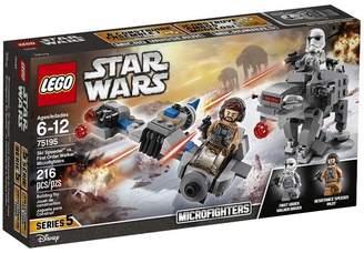 Lego Star Wars TM Ski Speeder vs. First Order Walker Mic - 75195