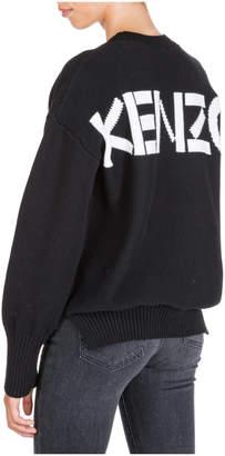 Kenzo Jumper Sweater Crew Neck Round