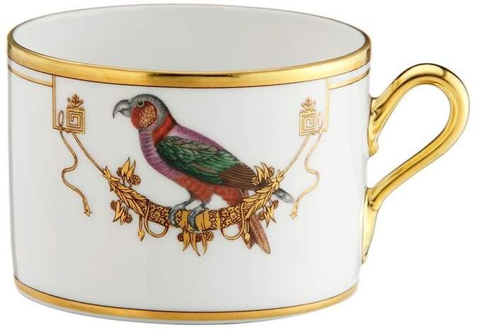 Richard Ginori 1735 Volière Perroquet Teacup