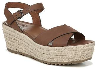 Naturalizer Oceanna Ankle Strap Wedge Espadrille Sandal - Wide Width Available