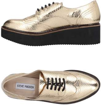 Steve Madden Lace-up shoes - Item 11467186WI