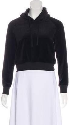 Vetements x Juicy Couture 2017 Velour Sweatshirt