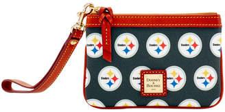 Dooney & Bourke Pittsburgh Steelers Exclusive Wristlet