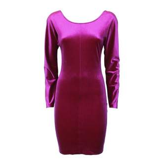 La Perla Purple Dress for Women Vintage