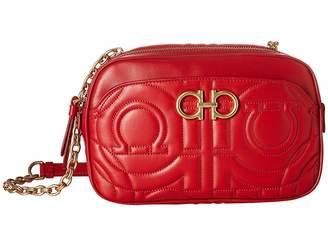 9ecceb4046fc Salvatore Ferragamo Quilted Bag - ShopStyle