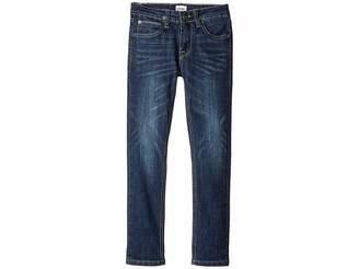 Hudson Jude Slim Leg Fit Five-Pocket in Vapor (Toddler/Little Kids/Big Kids)