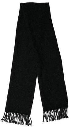 The Kooples Cashmere & Wool-Blend Fringe Scarf