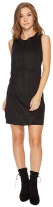 Kensie Stretch Suede Dress KS0U7137 Women's Dress