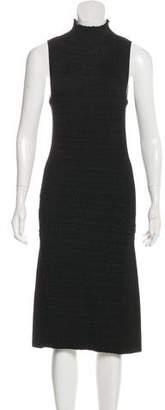 Edun Sleeveless Knit Midi Dress