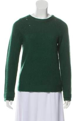 Allude Virgin Wool & Cashmere Knit Sweater