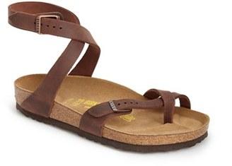 Women's Birkenstock 'Yara' Sandal $119.95 thestylecure.com