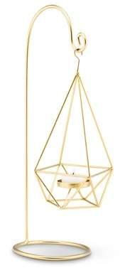 Bronx Ivy Large Geometric Hanging Holder Lantern