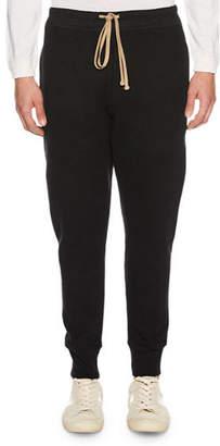 Tom Ford Men's Paneled Cotton Sweatpants