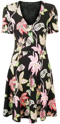 Etro floral print skater dress