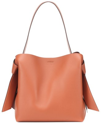 Acne Studios Musubi Medium leather shoulder bag