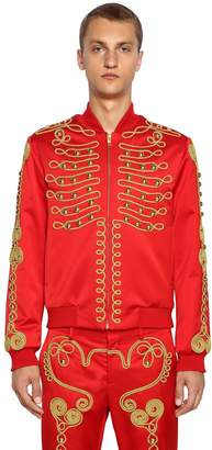 Moschino Circus Inspired Embellished Jacket