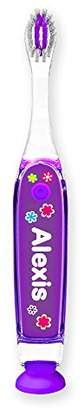 Dimension 9 938031 Personalized Flashing Toothbrush