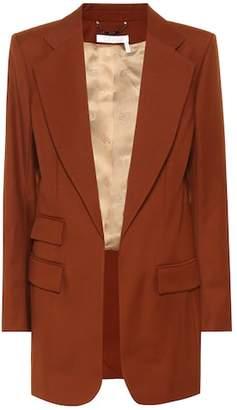 Chloé Wool twill blazer